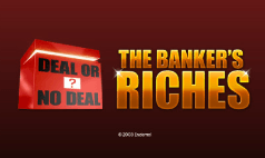 Deal Or No Deal: The Banker's Riches Slot Sites