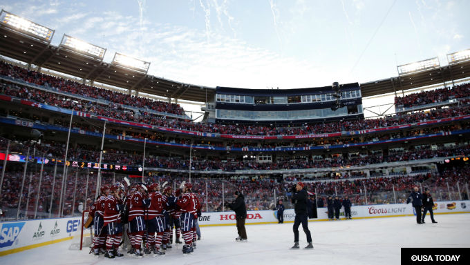 Betting NHL Outdoor Games: Factors to Consider When Wagering