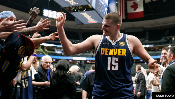 Should You Back Longshot Jokic in 2019 NBA MVP Betting?