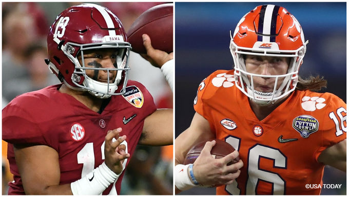 Alabama vs Clemson Betting Odds, Trends and Best Bets 2019