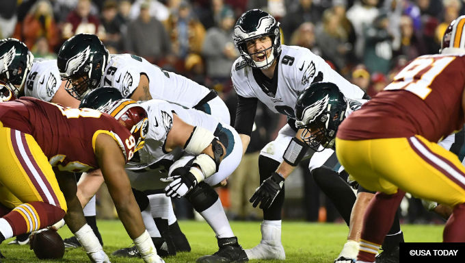 Bears-Eagles Betting Odds, Tips & Picks NFC Wild-Card 2019