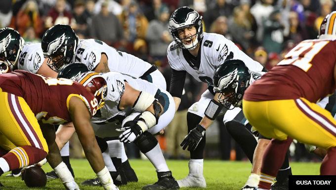 Bears-Eagles Betting Odds, Tips & Picks NFC Wild-Card 2019