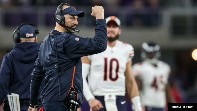 NFL Playoff Betting 2019: Should Bettors Jump on the Bears?