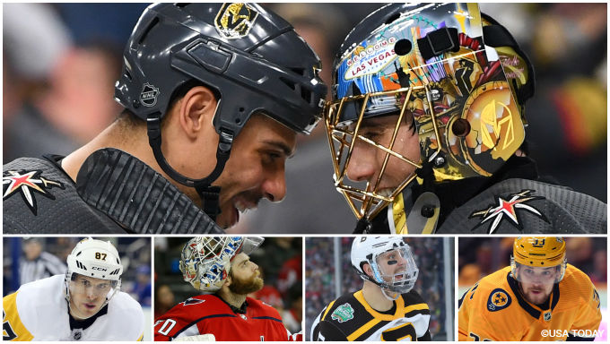5 Hottest NHL Teams to Bet in Second Half of 2018-19 Season