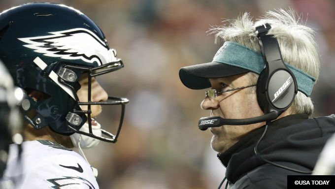 Don't Bet on Eagles Repeating Last Year's Super Bowl Magic