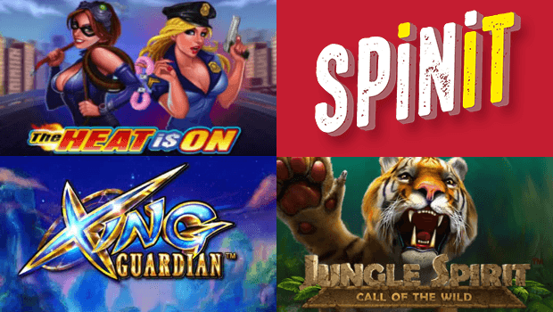 Check Out the New Slot Games Coming to Spinit in March