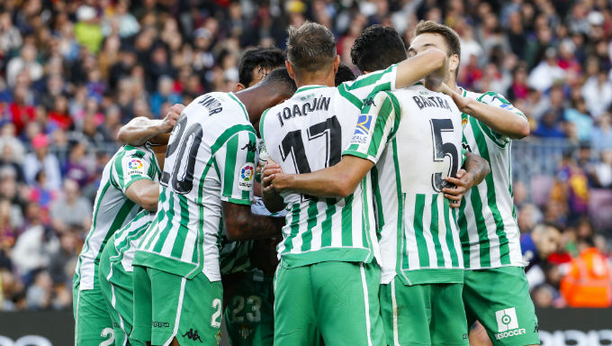 Why Real Betis are a Great Bet to Finish in La Liga's Top 4