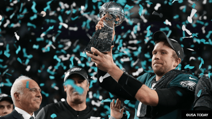 Super Bowl Champions Who Faced the Longest Preseason Odds