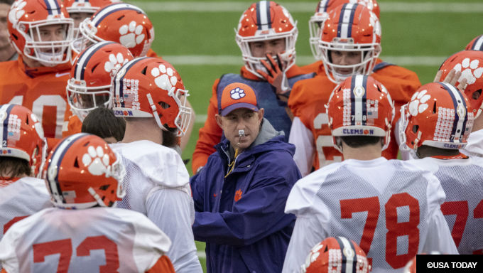 Clemson and Dabo Swinney