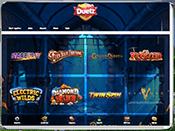 Duelz Casino Skjermbilde 1