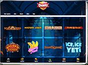 Duelz Casino Skjermbilde 3