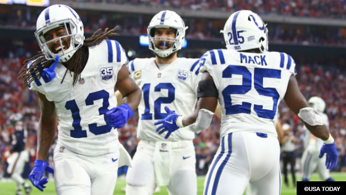 Adam Caplan's Best DFS Team for NFL Divisional Playoffs 2019