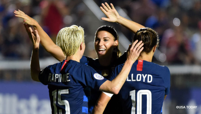 Women's World Cup 2019 Odds and USWNT Betting Guide & Tips