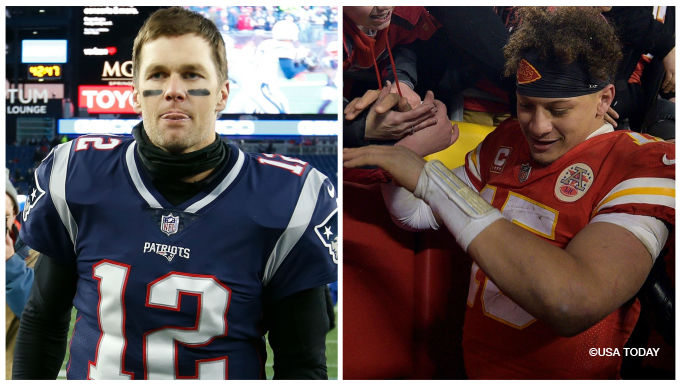 2019 AFC Championship Betting Odds: Patriots-Chiefs Top Bets
