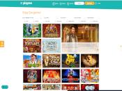 Playzee Casino Skjermbilde 1