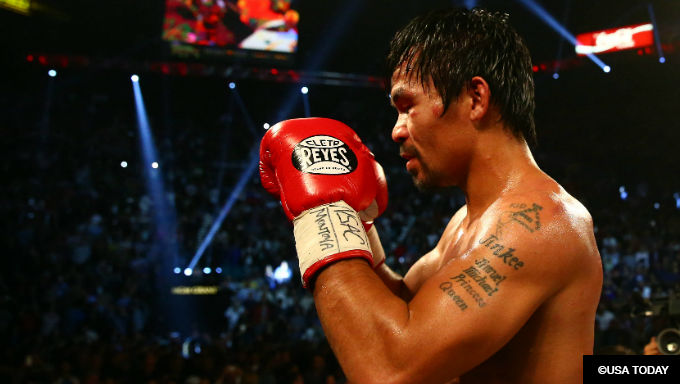 Manny Pacquiao vs Adrien Broner Betting Odds, Tips & Picks