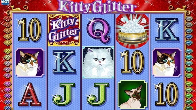Spielautomat Kitty Glitter