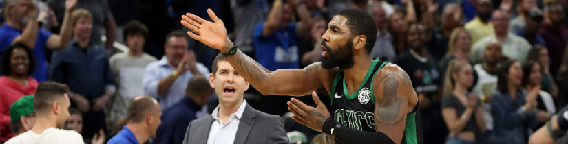 Celtics Remain Among NBA Betting Favorites Despite Wild Week