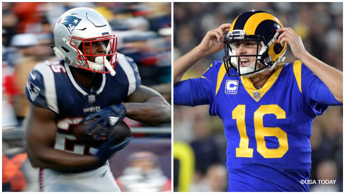 Adam Caplan's Top 2019 NFL Conference Championships DFS Team