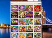 Leo Vegas Casino Screenshot 1