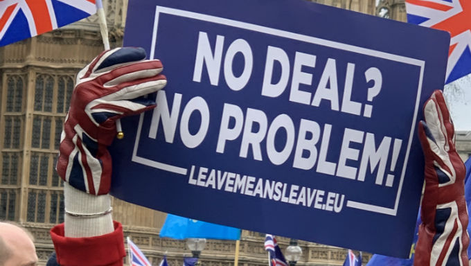 Brexit Betting: Should Punters Board the No Deal Bandwagon?