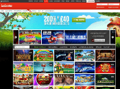 Ladbrokes Casino Screenshot 1