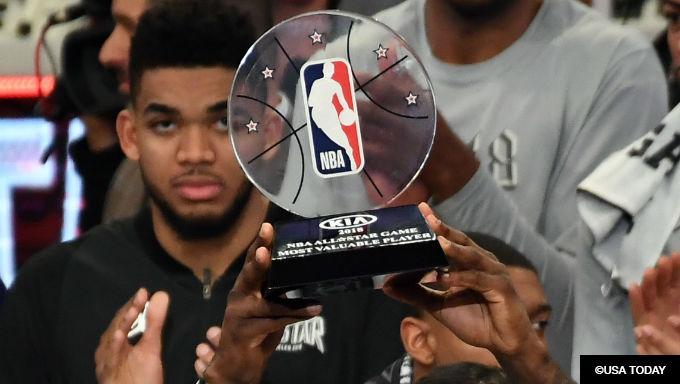 NBA All-Star Game Betting Tips: MVP, ATS and O/U Wagering