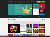 Gala Casino Screenshot 1