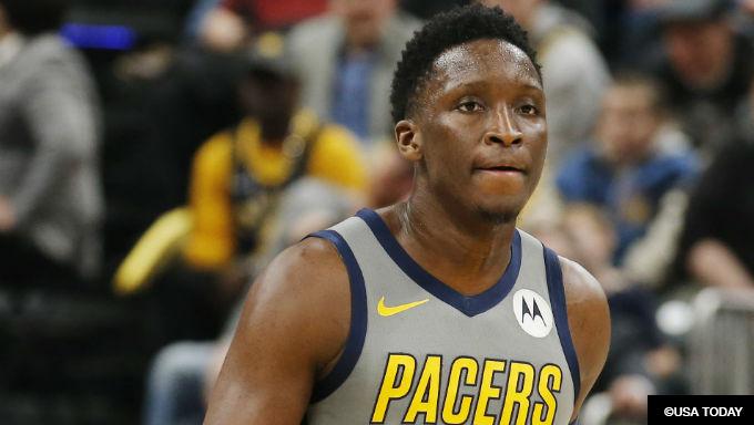 How Oladipo's Season-Ending Injury Should Impact NBA Odds