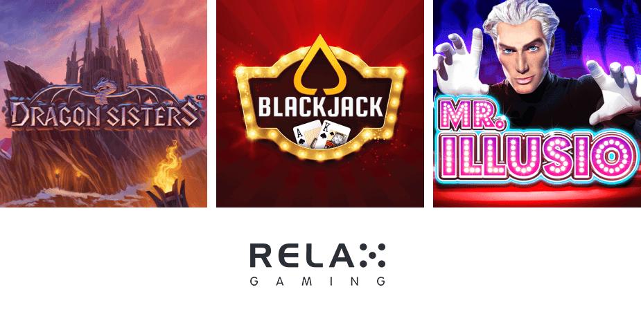 Presentation: Casinoutvecklaren Relax Gaming