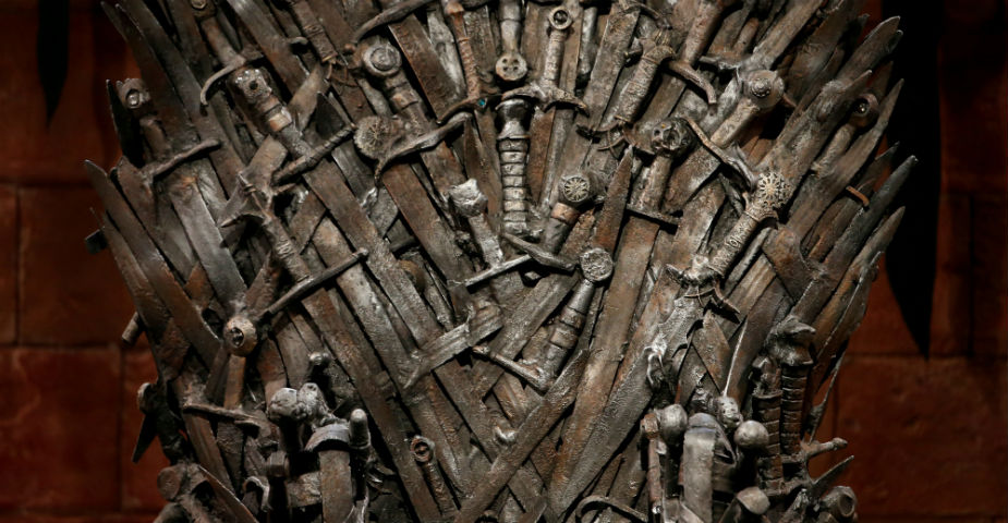 Game of Thrones odds - Vem tar järntronen?