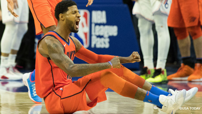 Back Paul George in NBA Defensive Player of the Year Betting