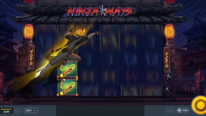 Ninja Ways Spielautomat