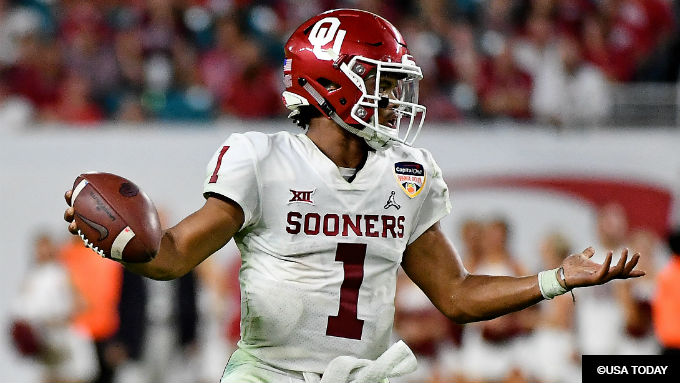 Kyler Murray NFL Draft Odds & Best Bets On Who Lands Him