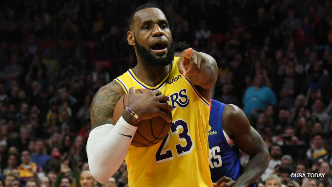 What LeBron's Return Means For Lakers & Those Who Bet on LA