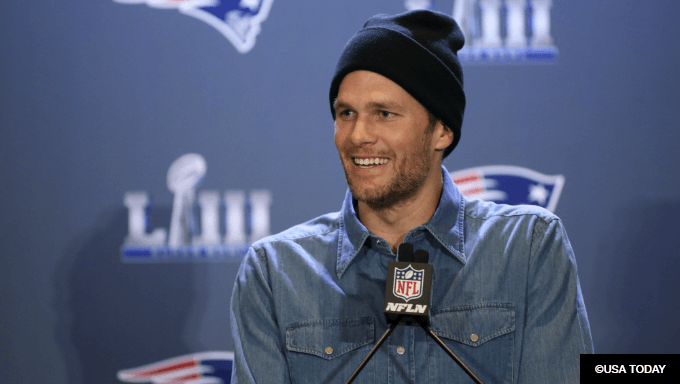 DraftKings Taking Bets on Brady, Gronk, Belichick to Retire