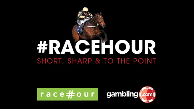 Racehour Podcast: Racehour Returns With Gambling.com!