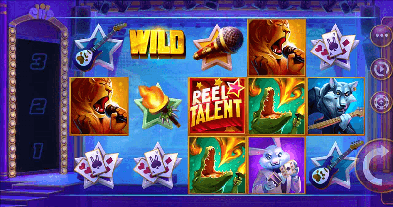 Reel Talent spelautomat
