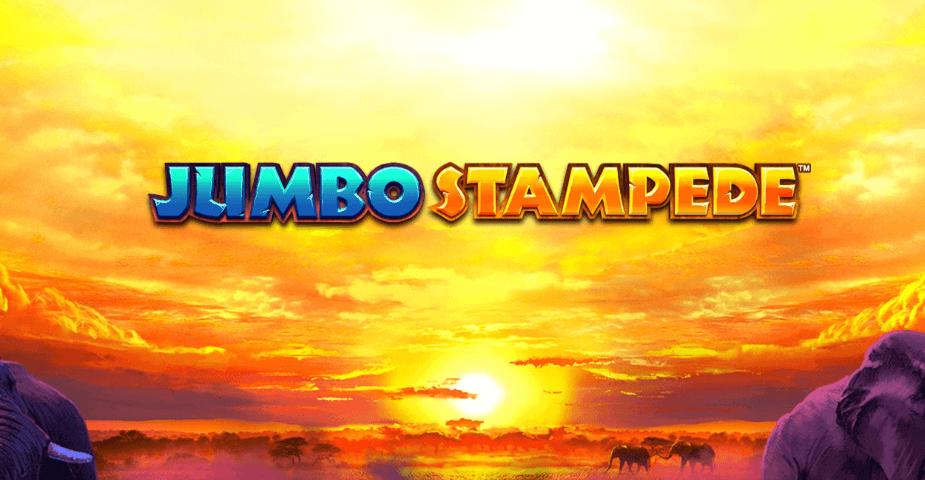 Jumbo Stampede: spelnyhet från iSoftBet