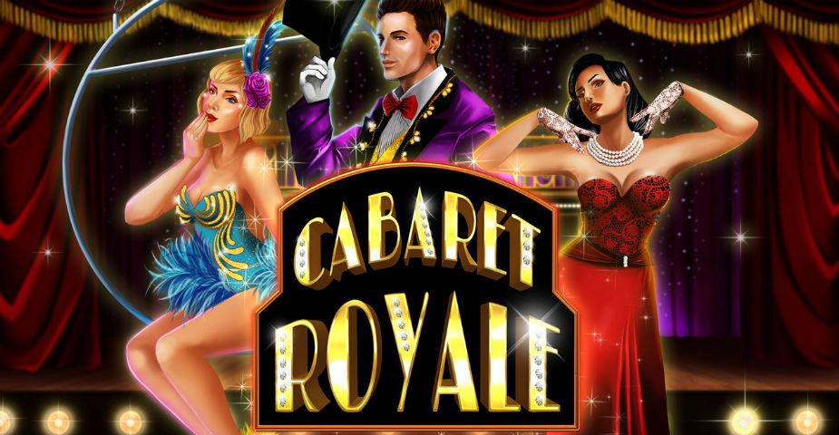 Cabaret Royale - Nytt spelsläpp från 2by2 Gaming!