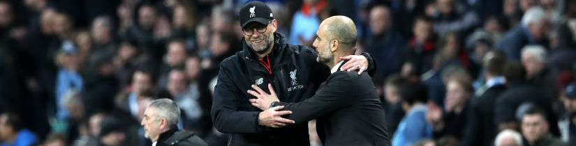 Man City Overtake Liverpool As Premier League Favourites
