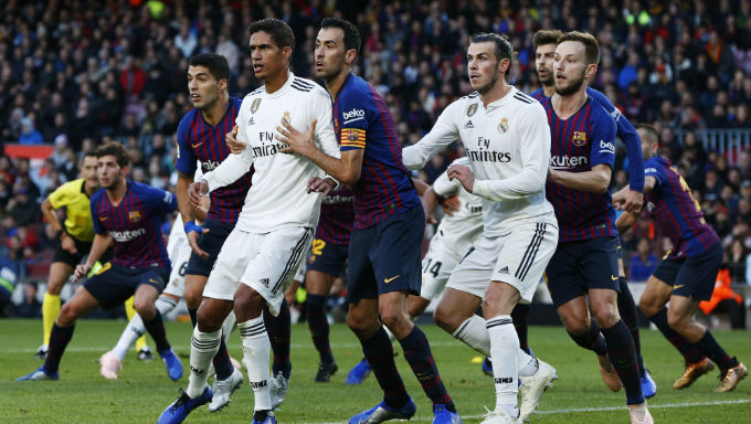 Barcelona vs Real Madrid: El Clasico Betting Preview & Tips