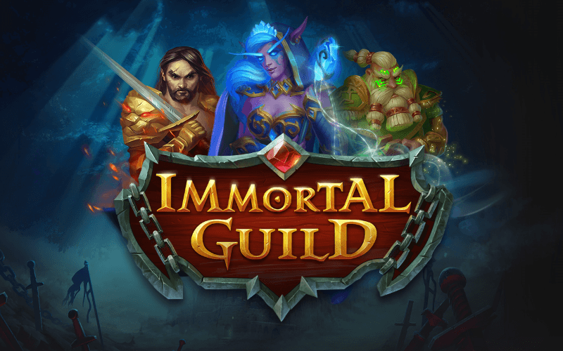 Immortal Guild Push Gaming