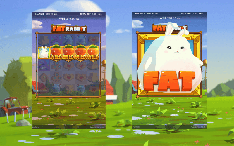 Fat Rabbit spelautomat