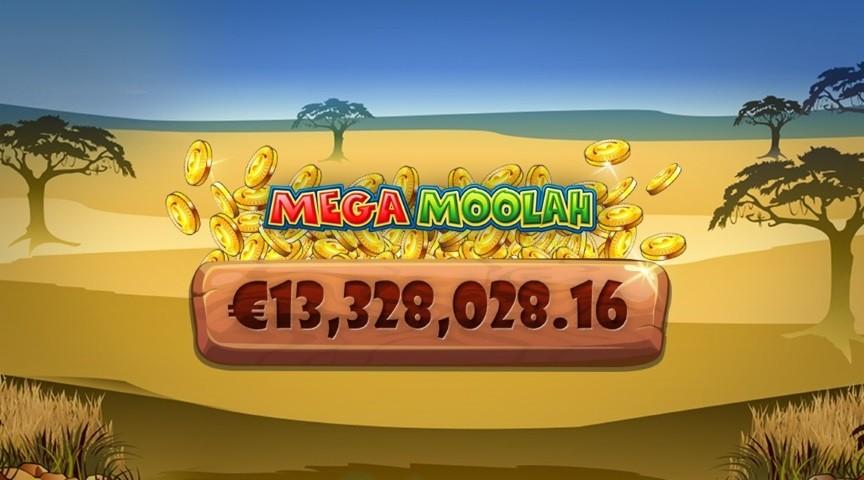 Ny enorm vinst på progressiva jackpotten Mega Moolah