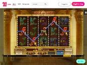 21.com Casino Skjermbilde 3