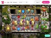 21.com Casino Skjermbilde 4