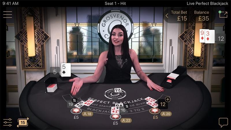 NetEnt ska släppa det perfekta Blackjack-spelet