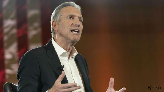 Does Howard Schultz Impact 2020 Presidential Betting Odds?