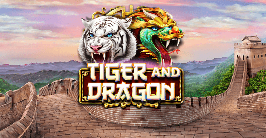Tiger and Dragon: spelnyhet från Red Rake Gaming